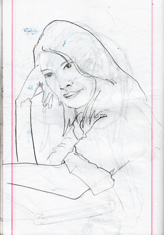 Dibujar Retratos Unos Consejos Y Una Reflexión Sobre Una Pregunta