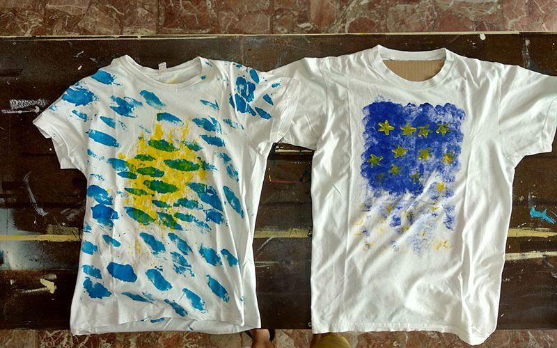 Inicio » técnicas de pintura » Pintura para camisetas casera 7dbd9c8f92877